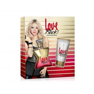 Shakira Love Rock 80ml Set