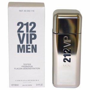 212 VIP MEN  100ML TESTER