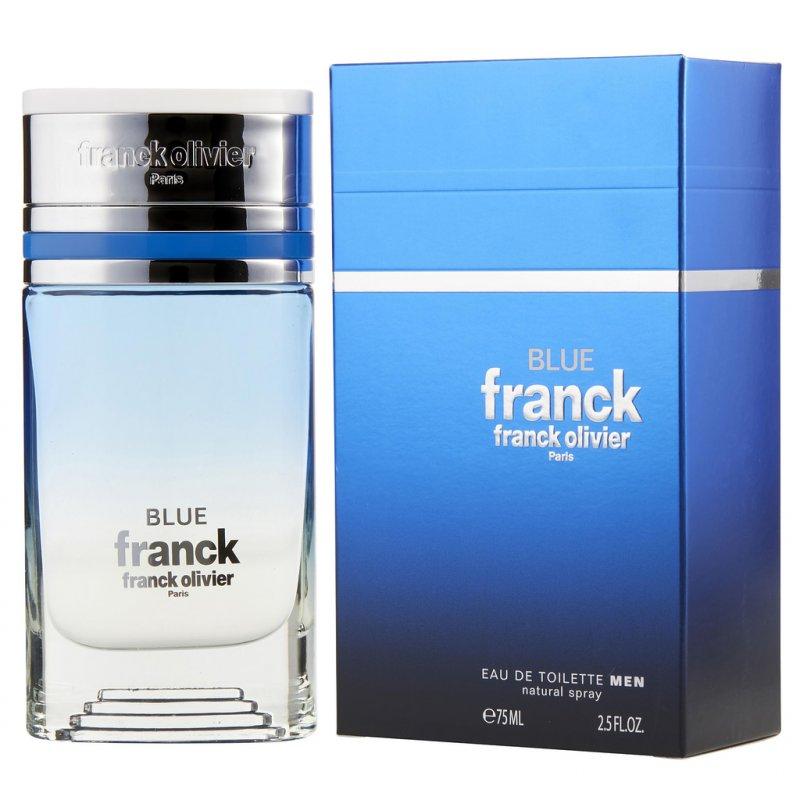 Franck Oliver Blue Men 75Ml Edt