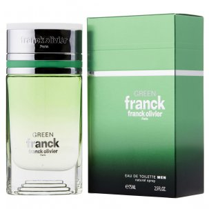 FRANCK OLIVER GREEN MAN...
