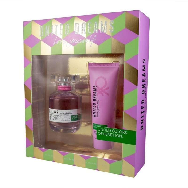 Benetton United Dreams Love Yourself 80ml Set