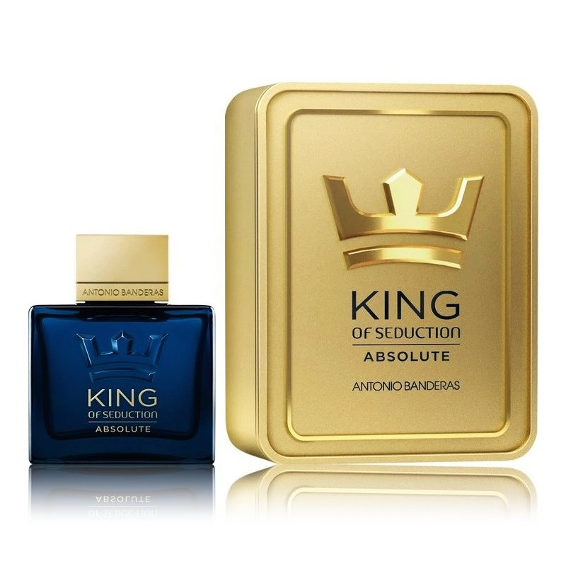 The King Of Seduction Absolute 100ml Collection