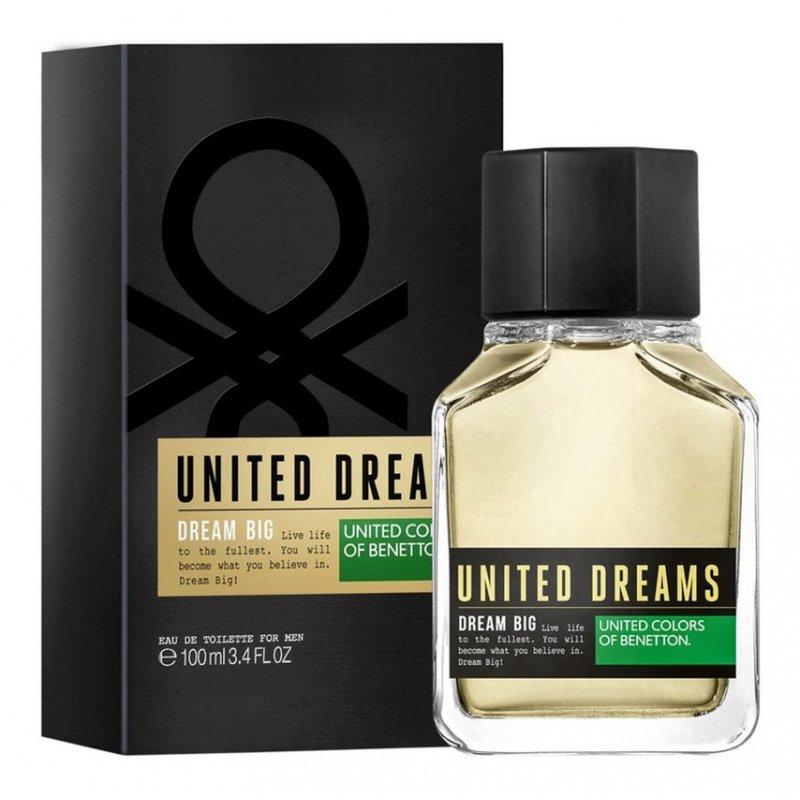 Benetton United Dreams Big Men 100Ml Edt