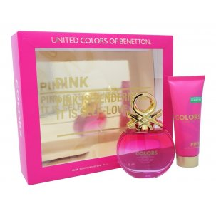 Benetton Colors Pink 80ml...