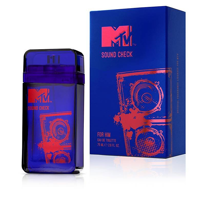 Mtv Sound Check 75Ml Edt