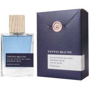 Titto Bluni Acqua Blu 75Ml Edt