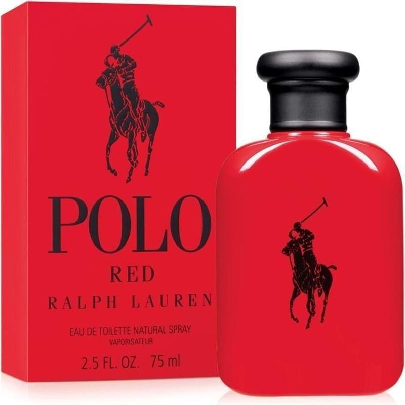 Polo Red 75ml Edt Varon