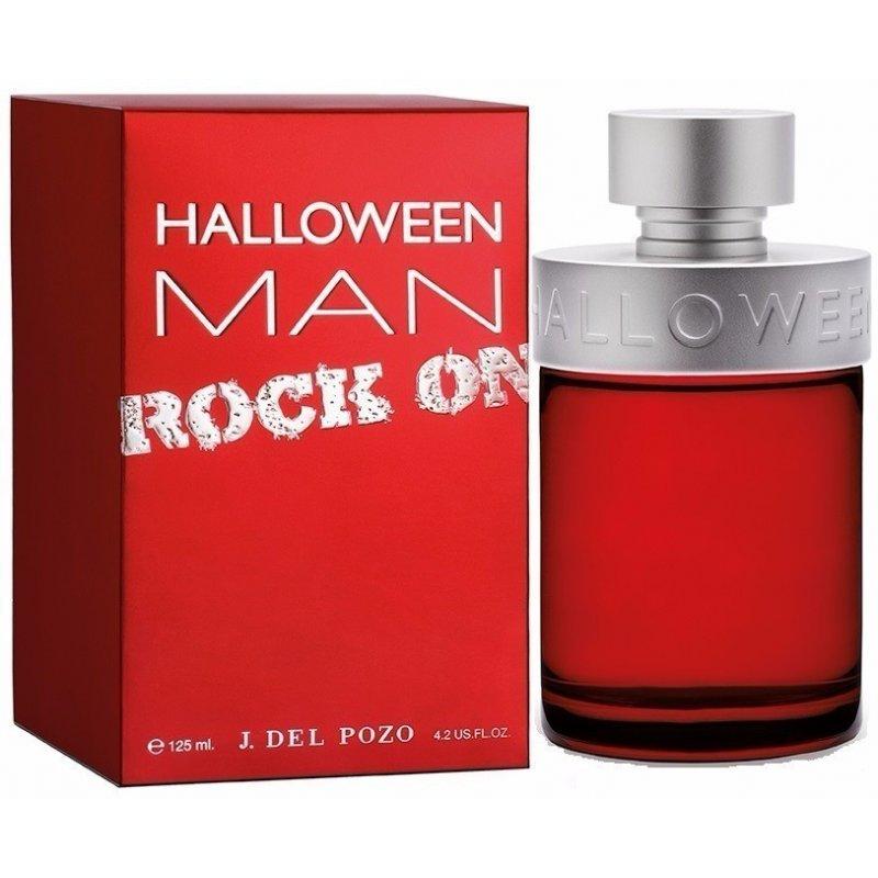 Halloween Man Rock On 125Ml Varon
