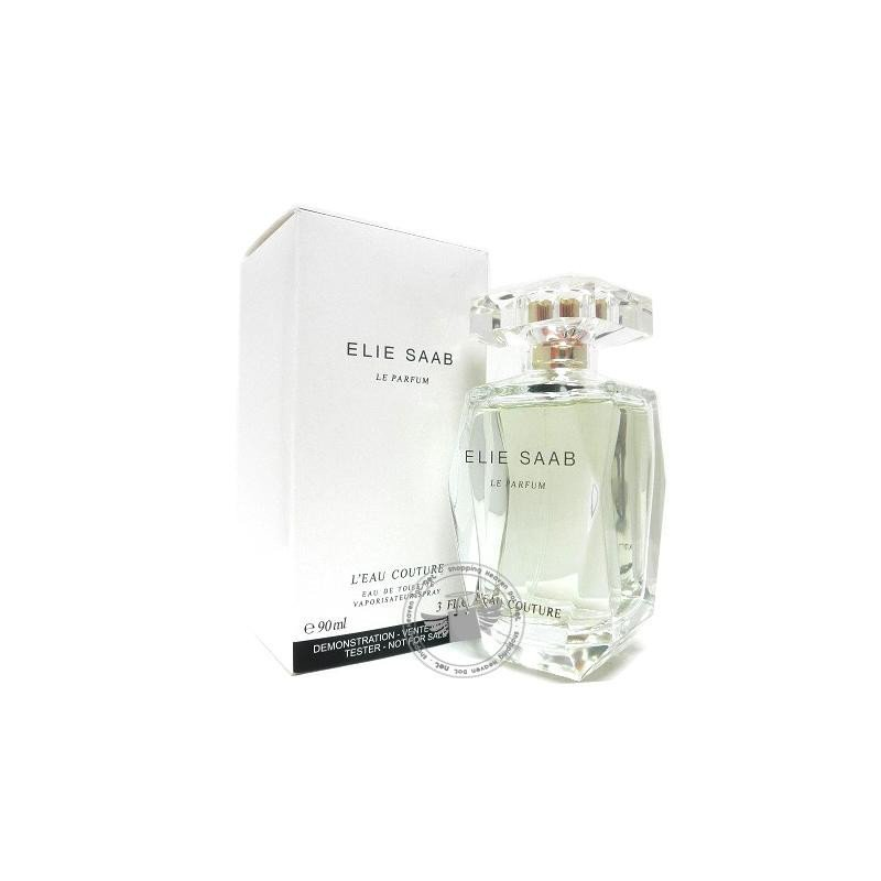 Elie Saab 2014 L Eau Couture 90 Ml Tester