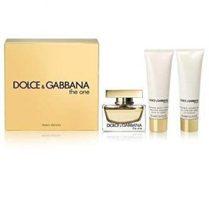 THE ONE 75ML EDP DAMA SET