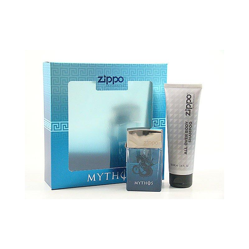 Zippo Mythos 40Ml Set