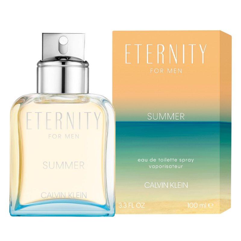 Eternity Summer 100Ml Edt Varon