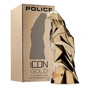 POLICE ICON GOLD EDP 125ML