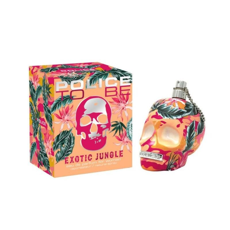 Police To Be Exotic Jungle 125Ml Edt Dama