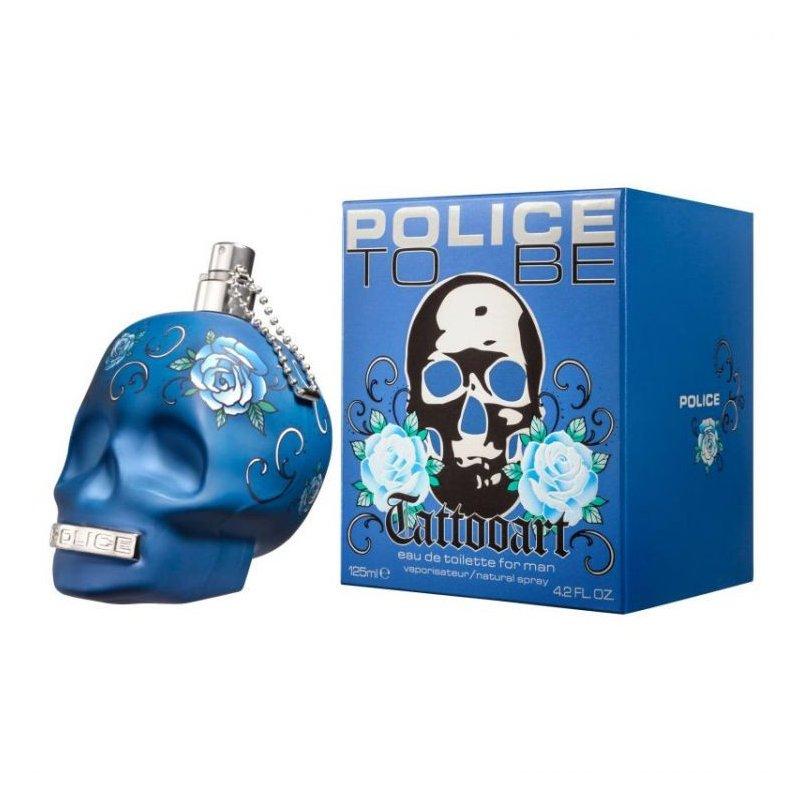 Police To Be Tattooart Edt 125Ml Varon