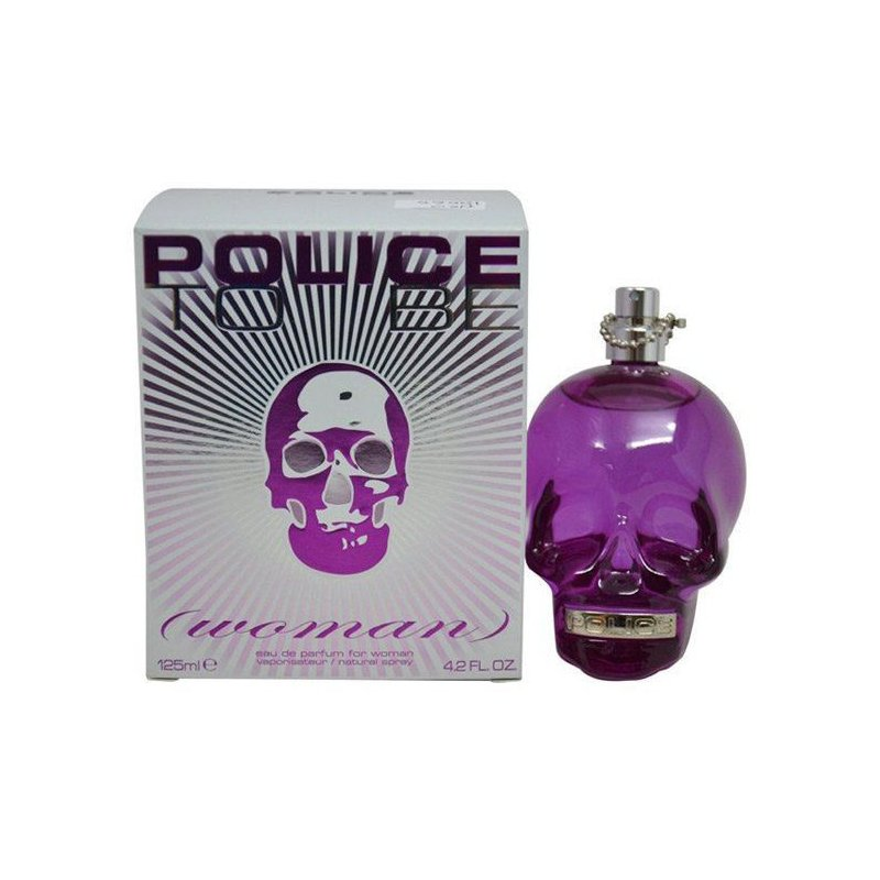 Police To Be Woman 125Ml
