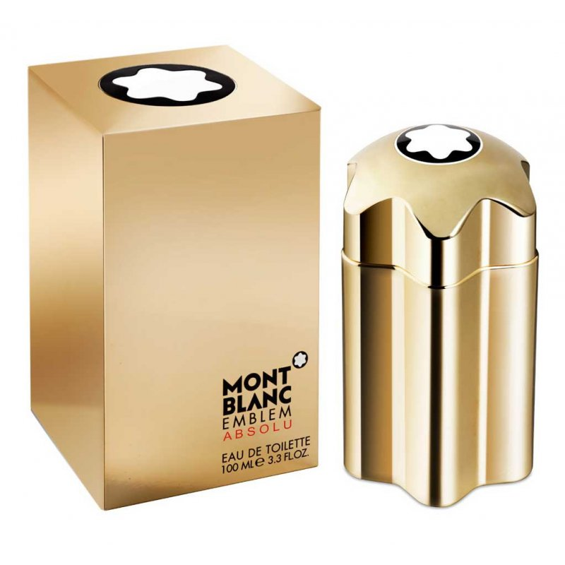 Mont Blanc Emblem Absolu 100Ml Edt