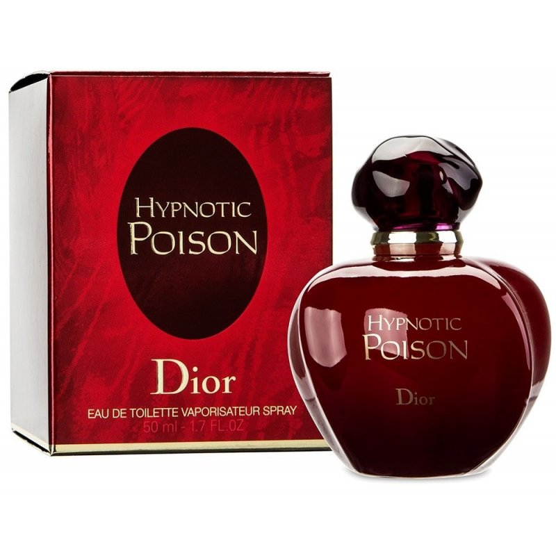 Hypnotic Poison 100ml Edt Dama