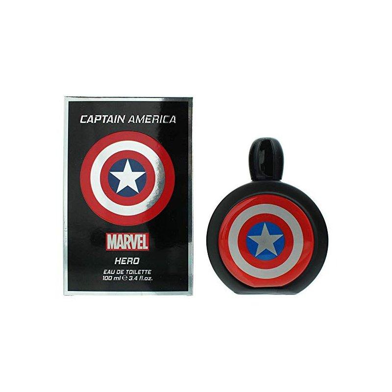 Capitan America Hero 100ml Edt