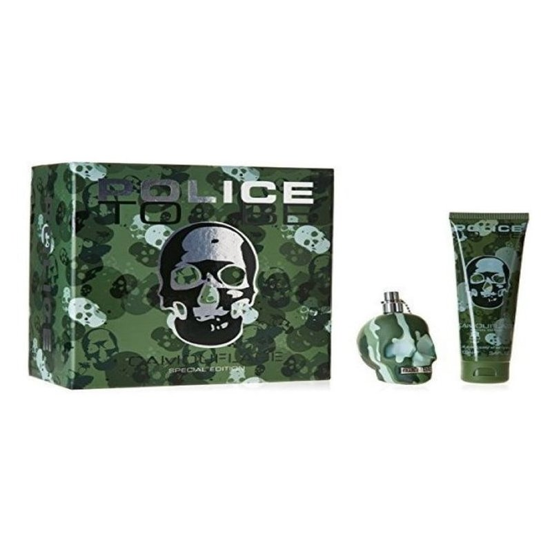 Police To Be Camouflage 75Ml Set