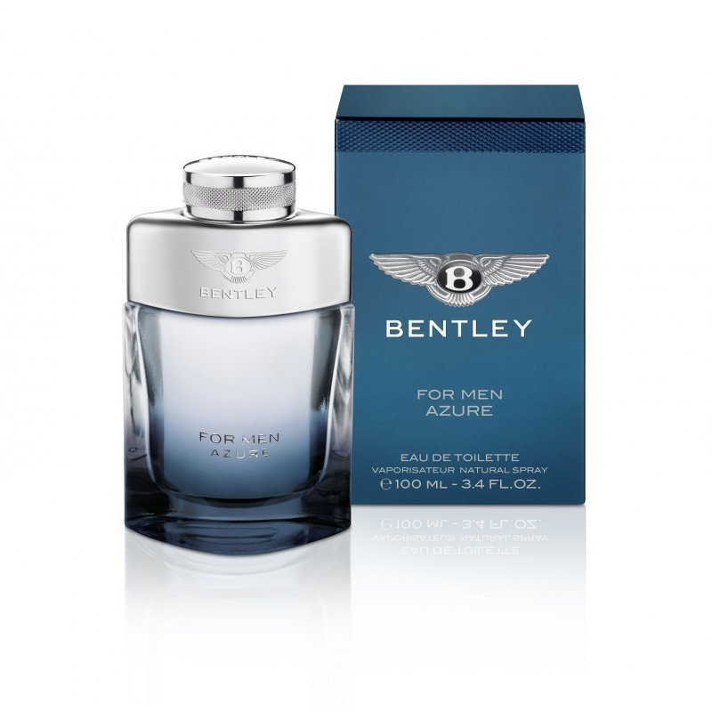 Bentley For Men Azure Edt 100 Ml