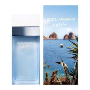 Light Blue Love Of Capri...