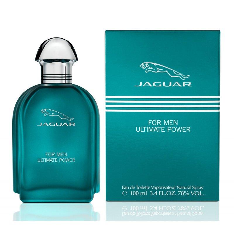 Jaguar For Men Ultimate Power 100Ml