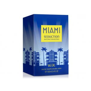 Blue Seduction Miami 100Ml...