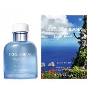 Light Blue Beauty Of Capri...