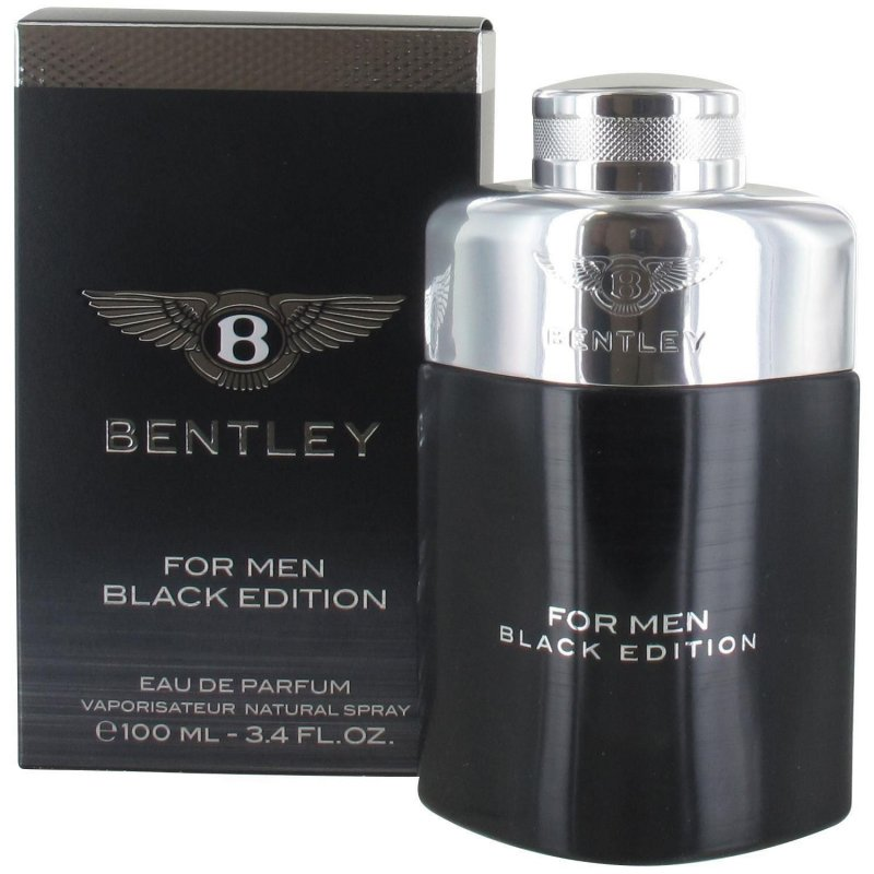 Bentley For Men In Black Edition 100Ml