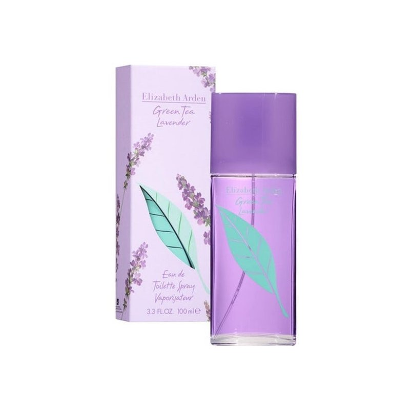 Green Tea Lavander 100ml Dama