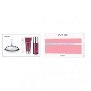 EUPHORIA 100ML DAMA  SET 4PCS