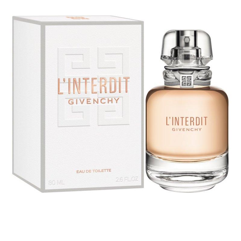 Givenchy L Interdit 80Ml Edt