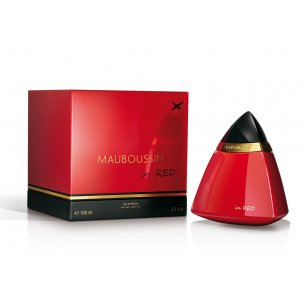 MAUBOUSSIN IN RED 100ML EDP