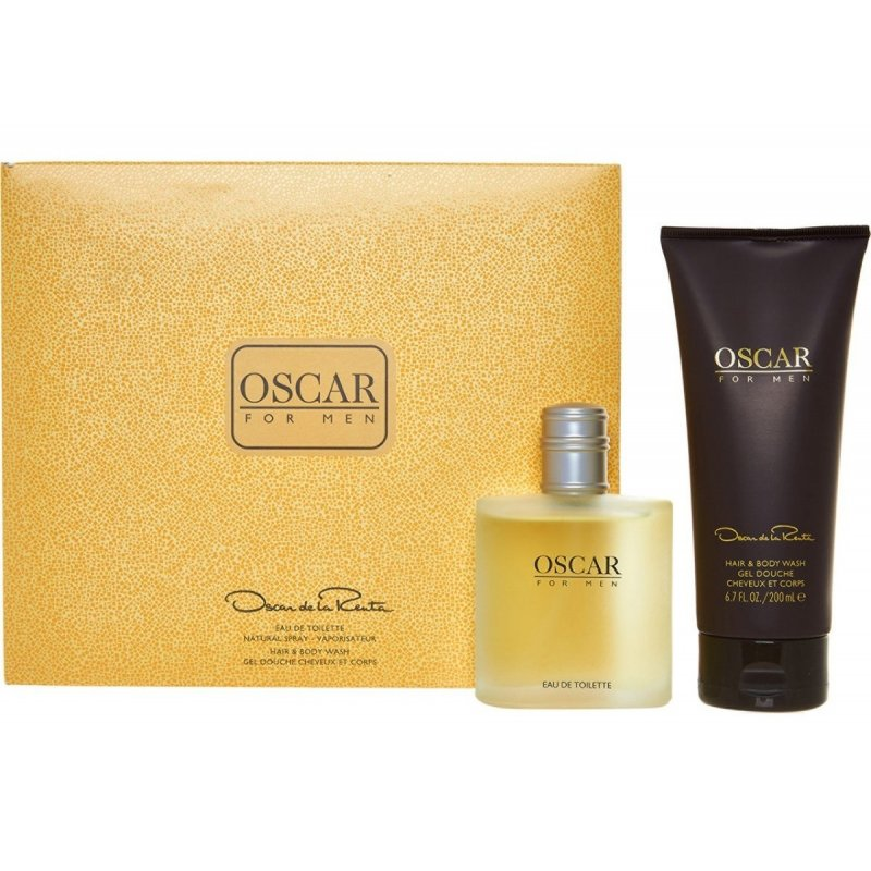 Oscar For Men 100Ml Mas Gel De Ducha Set