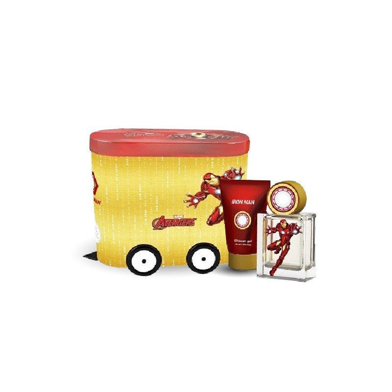 Iron Man Wagon 50ml Set