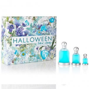 Halloween Blue Drop Set...