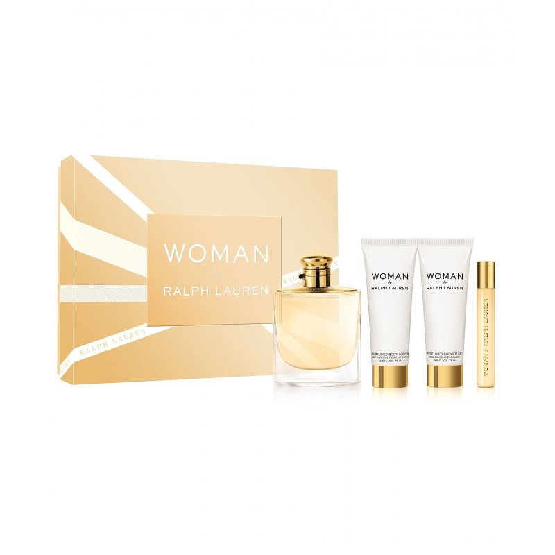 Ralph Lauren By Woman 100ml+10ml+bl75ml+sg75ml