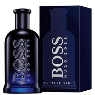 Boss Night 200ml Varon