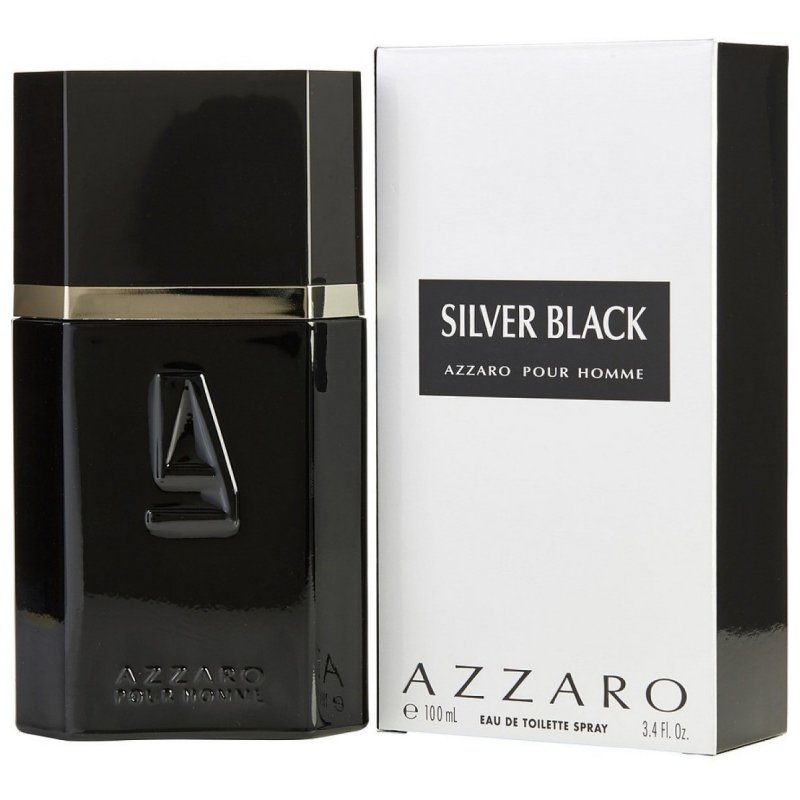 Azzaro Silver Black 100Ml Varon