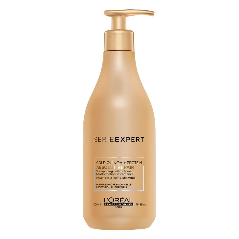 Absolut Repair Gold Shampoo 500Ml