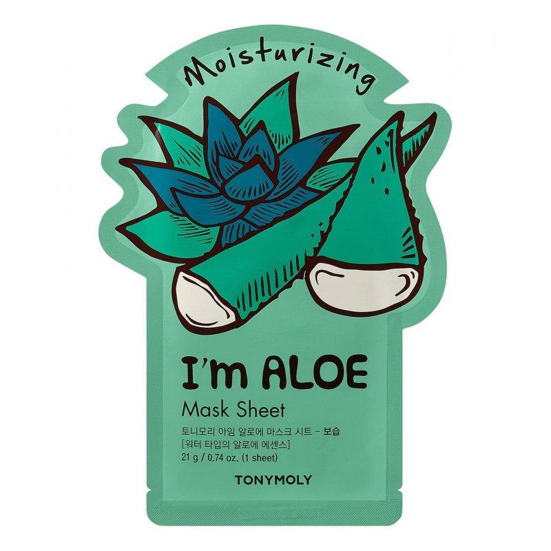 Tony Moly Im Aloe Mask