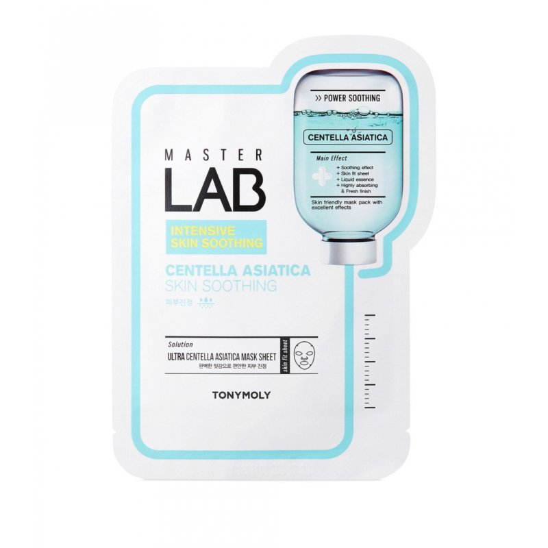 Tony Moly Master Lab Centella Asiatica Mask