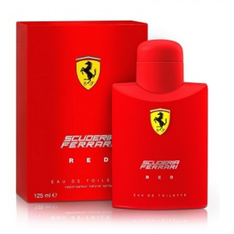 Ferrari Red Scuderia 125Ml Edt