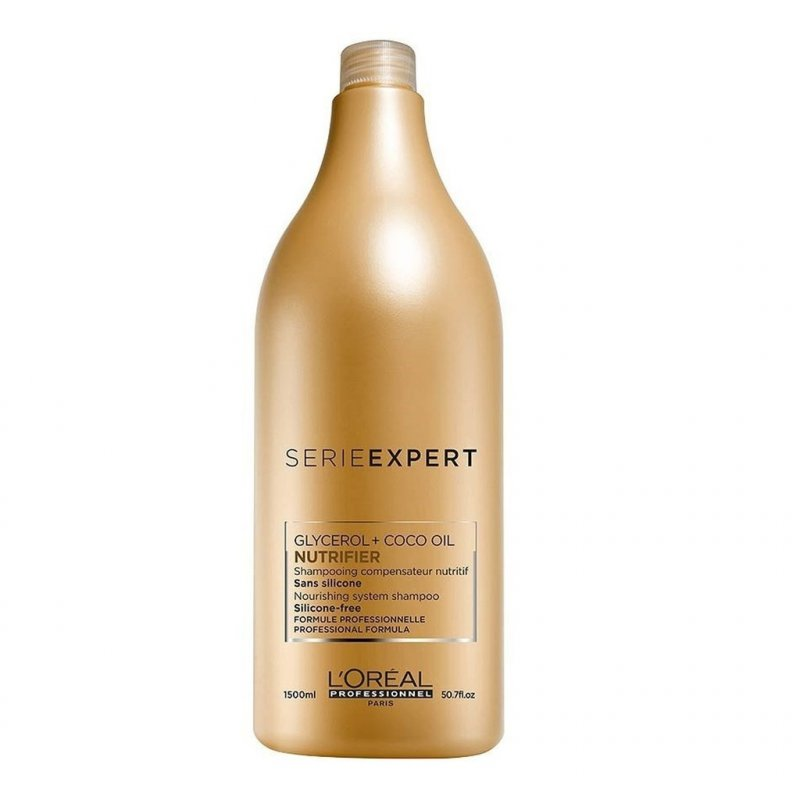 Nutrifier Coco Oil Shampoo 1500Ml