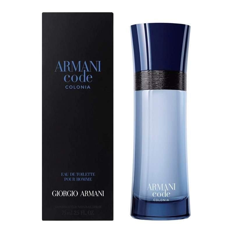 Armani Code Colonia 75Ml Edt