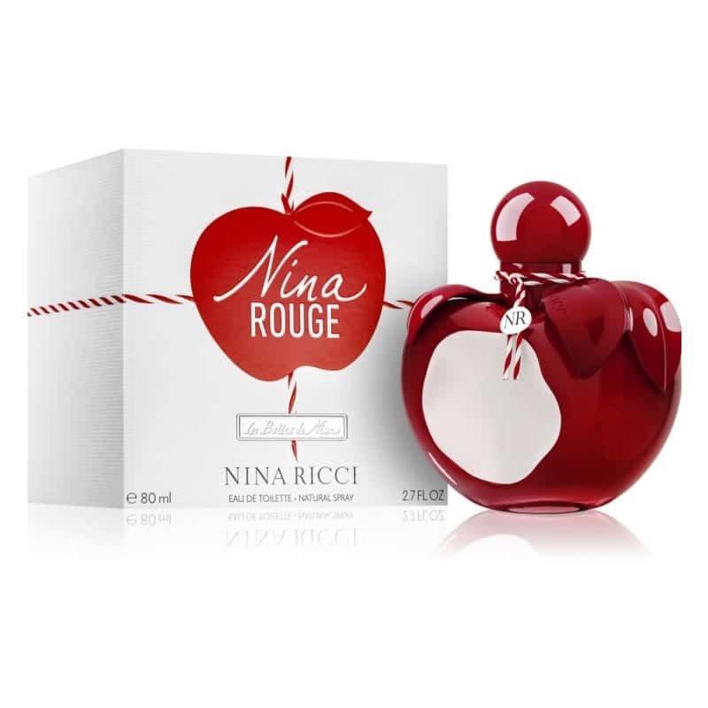 Nina Rouge 80Ml Edt