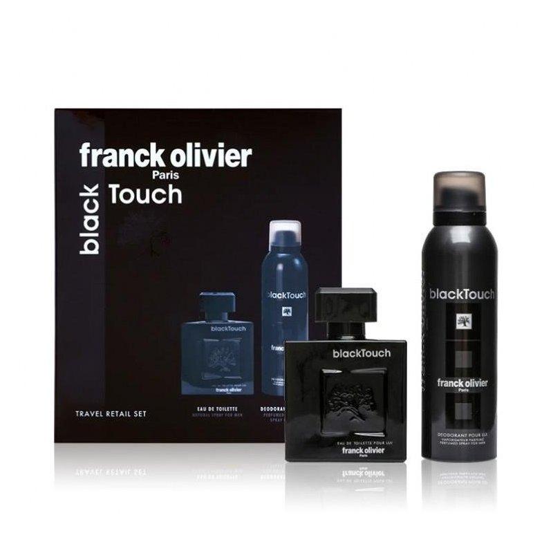 Franck Oliver Black Touch 100ml Deo 200