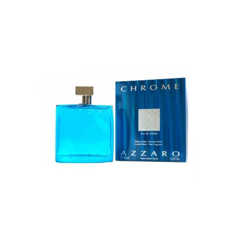 Azzaro Chrome Limited Edition 100ml