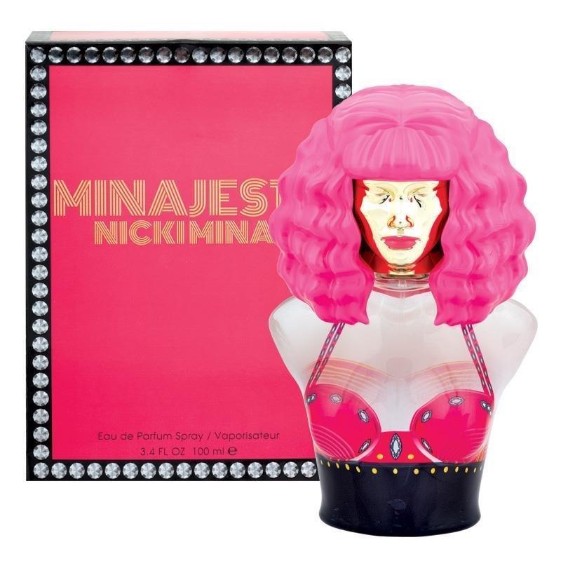 Nicki Minaj Minajesty Edp 100 Ml